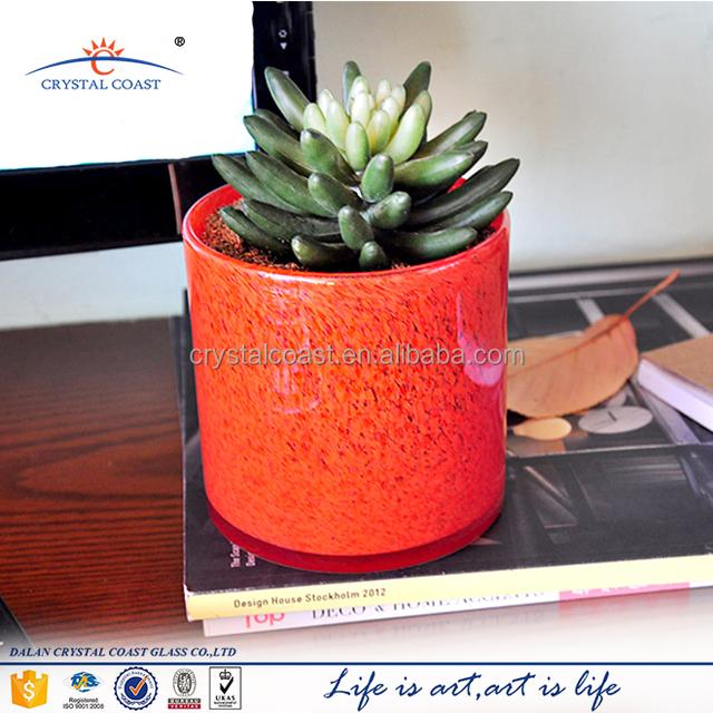 coloured indoor decorative home planter decor plant pot