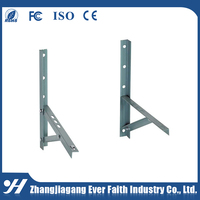 Factory Supply Cold Bending Clothes Display Shelf Bracket