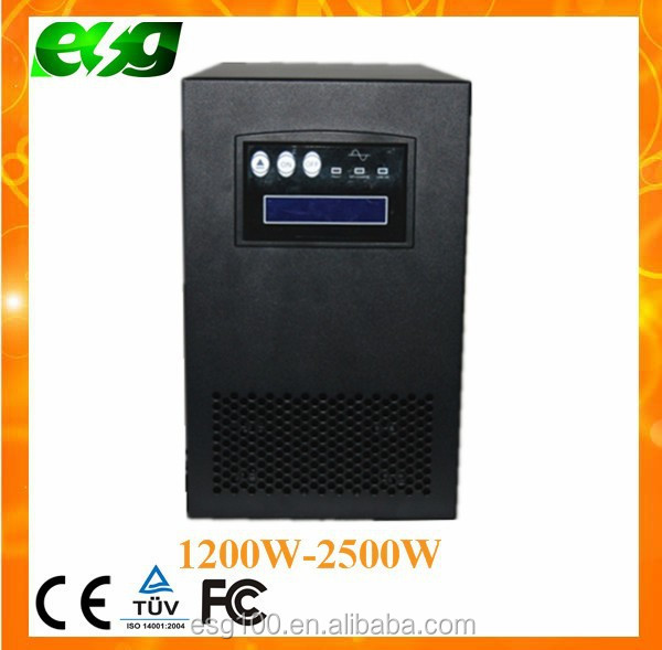 2000VA Pure Sine Wave Hybrid Inverter / Soalr Inverter with UPS Charger