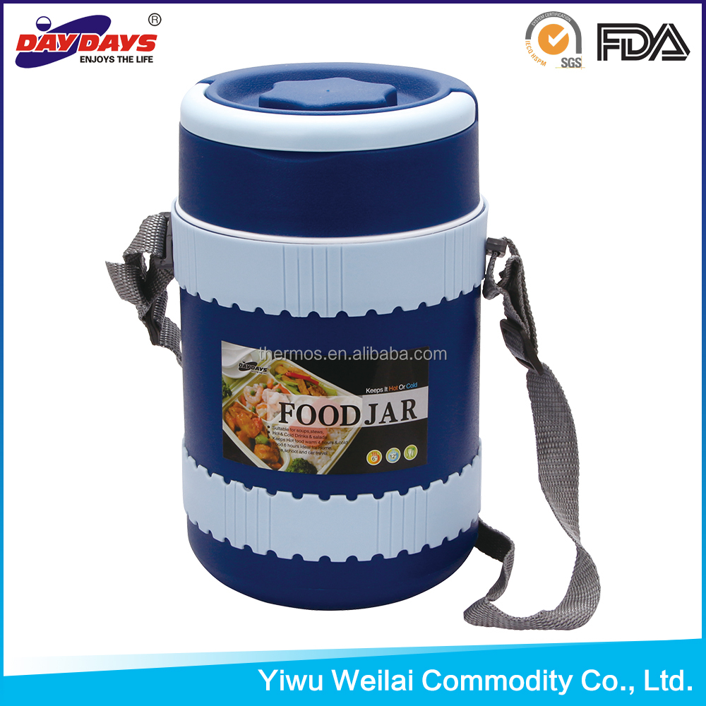 1.8L thermos food warmer for catering