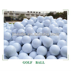 elastic golf ball/ hardness 3layer golf/ interesting golf ball
