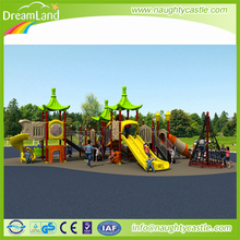 Guangzhou used commercial playground equipment sale