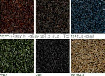 colored rubber mulch buy rubber mulch mulch colored mesh. Black Bedroom Furniture Sets. Home Design Ideas