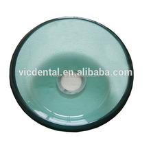 Dental spittoon for dental chair
