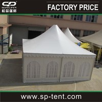 decorative linings and curtains wedding marquee pagoda tent for sale