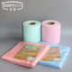 Disposable Multi Purpose Absorbent Spunlace Nonwoven Cleaning Reusable Wipes
