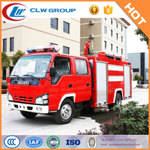 Japan fire fighting truck for airport with water tank