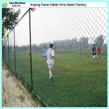 High tensile security KEEPSAFE Diamond mesh fence for tennis court made-in-fence