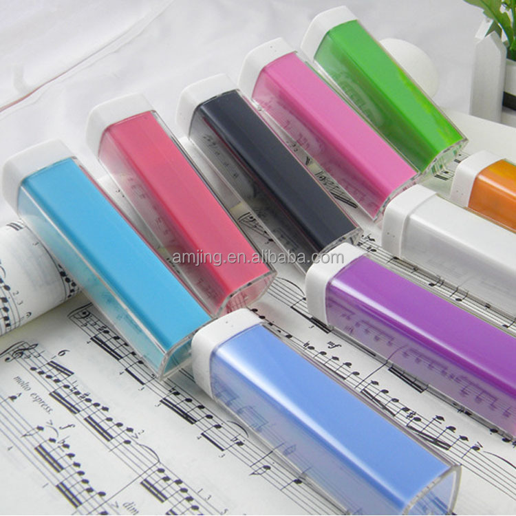 slim restaurant latest disposable 2600mah manual for power bank