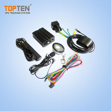 low cost gps vehicle tracking system TK103 for car /truck with remote control to arm/disarm ,support free online platform