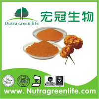 Health and medicine Extract Marigold Flower Extract Lutein pigment And Zeaxanthin Lutein CAS NO. 127-40-2