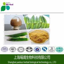 100% Natural Sex Enhancement Powder Plant Viagra Dried Okra Seed Extract