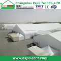 Economical 25m span wide aluminium warehouse tent