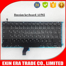 "A1502 RU Russian Keyboard For Macbook Pro Retina 13"" A1502 Keyboard"