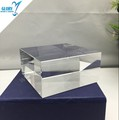 Wholesale Blank K9 Crystal Glass Cubes for 3d engraving
