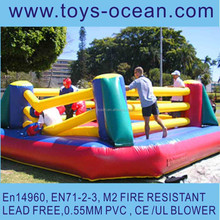 inflatable wrestling ring,inflatable boxing rings for sale, inflatable boxing game area