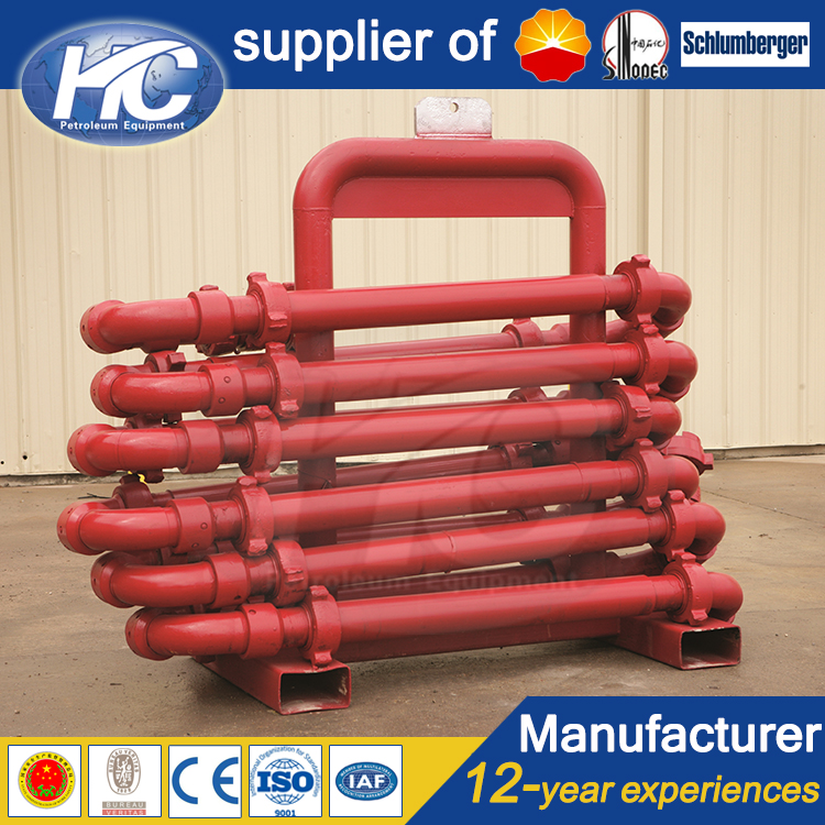 Top quality oil and gas lines / chiksan hose loop / spm hoses