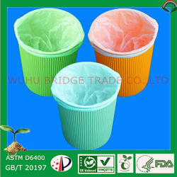 China manufacture jumbo garbage bags