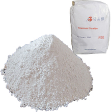 Factory price rutile grade titanium dioxide for paint industry