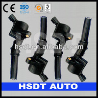 Auto Ignition Coil for ford mercury lincoln F7TZ12029CA, F7TZ12029CB, F7TZ12029CC