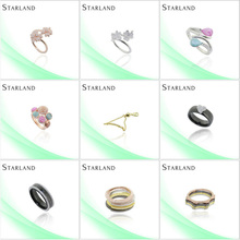 Starland Fashon Design Hot Sell Silver Ring Jewelry cebu