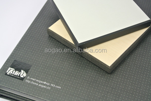 aogao hpl kompakte hochdruck resopal laminat preis dekorative hochdrucklaminate hpl produkt id. Black Bedroom Furniture Sets. Home Design Ideas