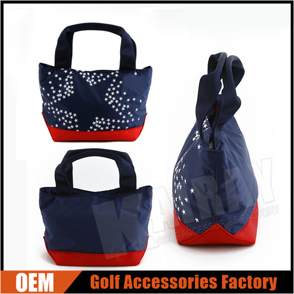 OEM 2016 Unique Golf Tote Bags, Free Design