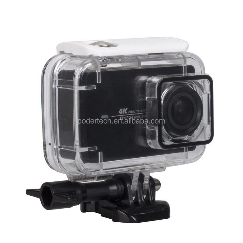 Underwater protective housing case waterproof case for Xiaomi Yi 4K action camera 2 A16B