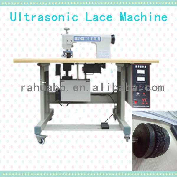 ultrasonic lace sewing machine Ultrasonic sewing machine embroidery embroidery tablecloth machine