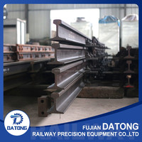 Hot selling heavy steel rail from China,shipping steel rails by sea