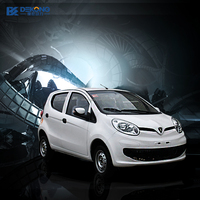 automatic transmission high speed electric car for taxi