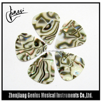 Factory Direct Sale Custom Wood Guitar Picks with Quality Assurance