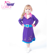 Cheap childrens halloween costumes little girl role play outfit witch dress halloween