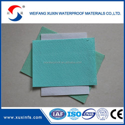 Building materials asphalt roofing felt fabric