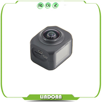 Letine factory sale panoramic cameras , Wifi Wireless 360 degree camera support 128GB card and 4K 30fps