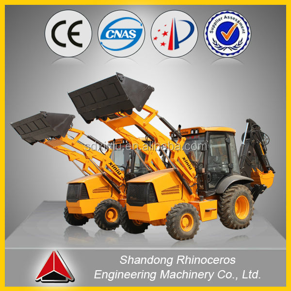 7 ton WZ30-25 china backhoe loader for sale tractor backhoe best price