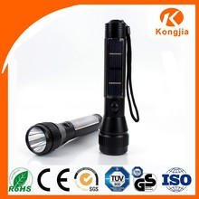 Handheld Rechargeable Solar Lantern XML LED Solar Torch with 6 Hours Operating Time