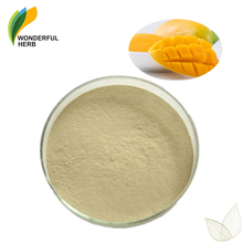 African seeds extract fruit juice supplement mangiferin mango flavor powder