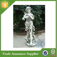 Hot New Products Polyresin Garden Angel Statue