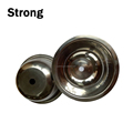OEM service stamping parts stainless steel pot as per your request