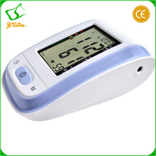 wrist blood pressure monitor with bluetooth