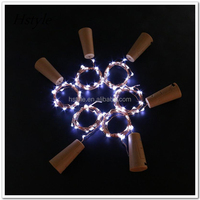 Cr2032 Button Battery Operated Led Copper Wire String Lights,Led Christmas/Diwali/Wedding Copper Wire String Light HNL008CR