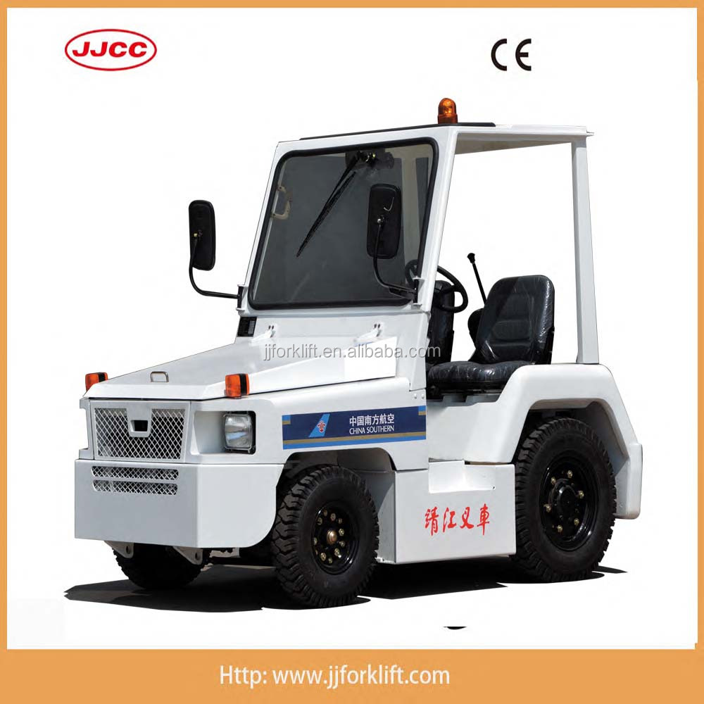 Aircraft Tow Tractor for airport QCD25-KM China Forklift Truck