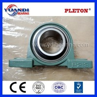 China manufacturer high precision all series PLETON pillow block bearing p205 p206 p207 p211 p212 p208