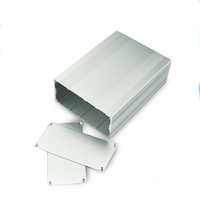 IP65 Waterproof Electrical Aluminum Extrusion Enclosure