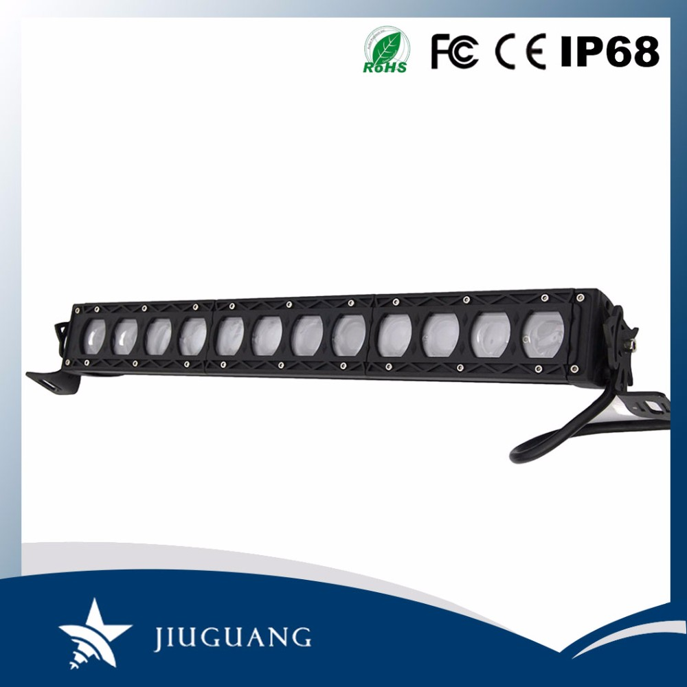 8800LM 10W USA XML2 Chips High Low Beam IP68 14 Inch 80W LED Light Bar For 2012 GMC Sierra