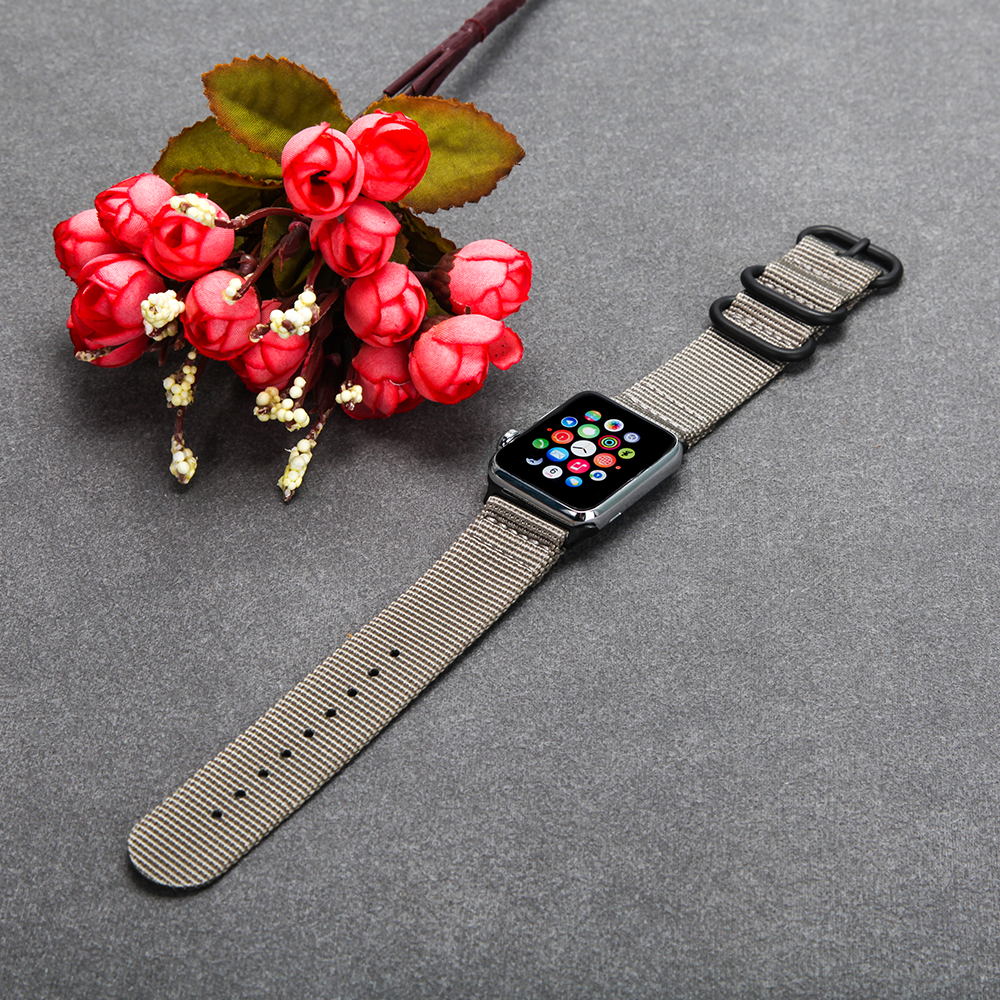 High Quality Durable Sport Watch Band for Apple, Watch Band Strap 38mm 40mm 42mm 44mm