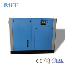 90kw rotary screw air compressor for industrial equipment