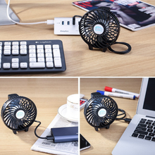 2017 new products Wholesale Strong Wind Air Cooling Fan, Portable Rechargeable Mini Fan for Travel
