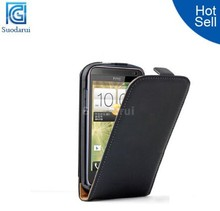 Best Price for HTC Desire 501 Cover Flip Supper Slim Leather Case